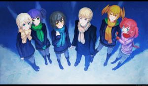 Winter tale cg by arsenixc