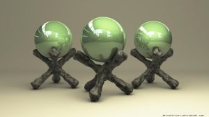 Orbs by VickyM72