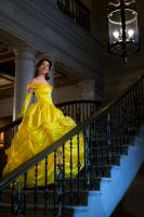 Belle by Adorn Cosplay by YGKtech