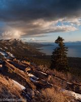 East Ridge sunset130321-69-Edit-2 by MartinGollery