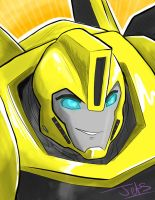 Bumblebee! by LittleSis5