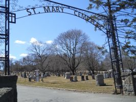 St. Mary Cemetery by amidriss77