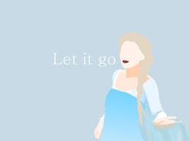 let it go by VickVicka