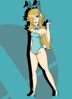 Smash Bunny- Rosalina by that-one-guy-again