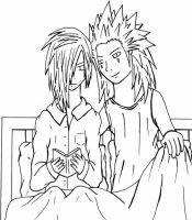 AkuZeku - reading by fanfiction-fanatic