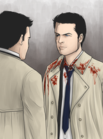 SPN - I Feel Regret :spoilers: by litesnake