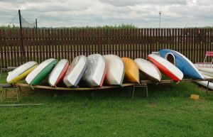 palette of boats by tmt