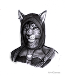 Khajiit Commission for DinofelisCristata by Art4Games