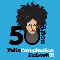 Robert Smith 2009 by mr-pink-eyes