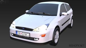 Ford Focus by chrbet