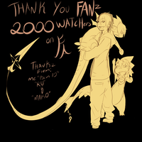 THANK YOU 2000 WATCHERZ FA by phation