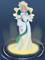 Odette - The Swan Princess by DisneyJAM