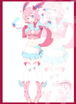 Sylveon Human Form by DreamingEssence