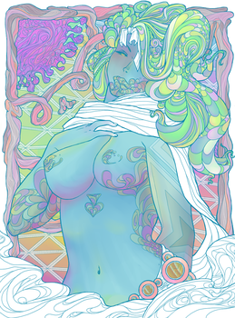 DMT by Coalescing