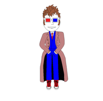 10th Doctor :) by SonicAway