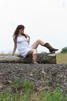 Red neck couple stock 49 by Random-Acts-Stock