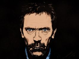 Dr House by PhantomxLord