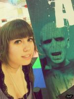 I and Voldemort by SaFHina
