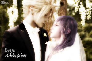I love you forever by Yuza20a