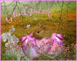 Happy Easter to all my friends by miliana63