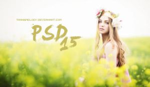 PSD #15 by TrangMelody