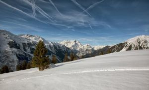 Snow Country by luethy
