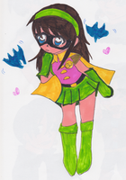 Gurl Wonder Chibi 2012 by robingirl