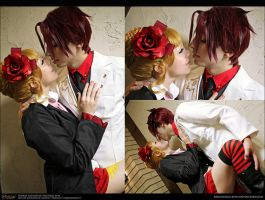 Umineko Cosplay: Battler Makes me Yearn by Redustrial-Ruin