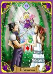The Lovers (Rising Breeze Tarot Project) by DarkRinoa88