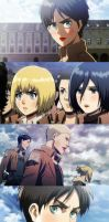 SnK:Oh God, why... by REMAINfaithful