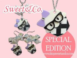 SPECIAL EDITION Miss Preppy by SweetandCo