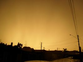 Forever Yellow Skies by tintanaveia