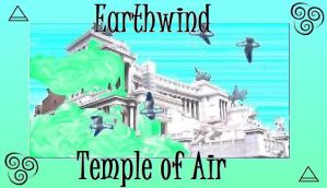 Earthwind - Temple of Air by Zeldaboyz