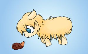 My little sheep by kayanne21