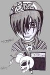 mozaki new perso death note by maxsdessinsmangas78