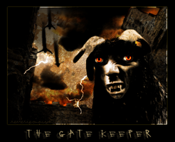 The Gate Keeper by Reverie-On-Acid