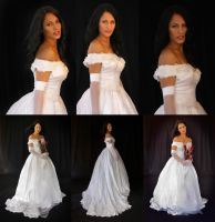 The bride set by CathleenTarawhiti