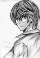 Light Yagami by xxXzukiXxx