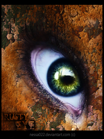Rusty eye by nessa022