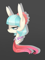 Miss Coco Pommel by LlamaBee