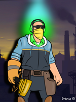 Team Fortress 2 - My Engineer Loadout by PrismaticStars