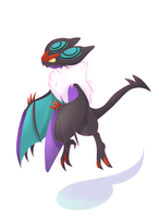 Noivern by Je-lly