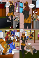 Molley's Mischief 15 by gameboysage