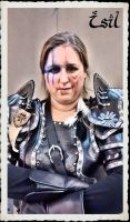 Leather armor * Redemption * by IsilWorkshop