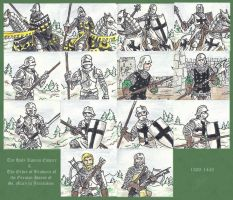 Germans and Teutonic Order by Hoborginc
