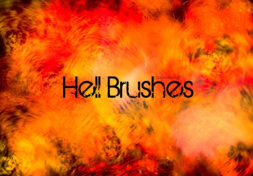 Hell Brushes by danich01