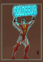 Colossus by Juggertha by soulrailer