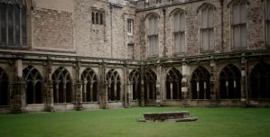 Outside Cloister by Area29ED6