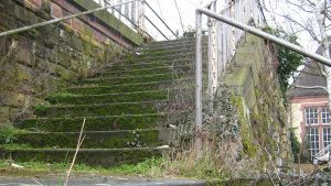 Stairway to Nowhere by Wormed