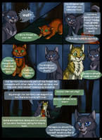 Warriors into the wild - page: 13 by SassyHeart